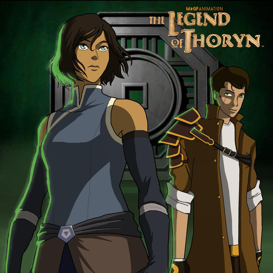 Avatar 2 2014: Avatar Korra And Thoryn By AvatarThoryn On DeviantArt