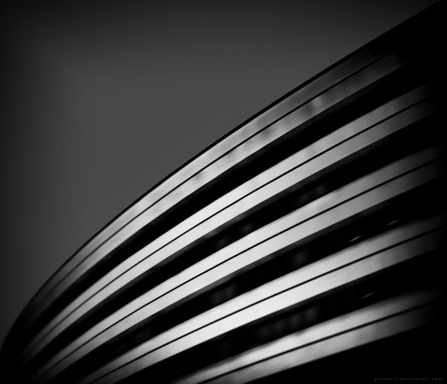abstract curve by GiannisJ