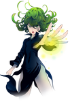 Tatsumaki ( One Punch Man) Render 2