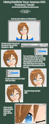 MMDxPS Tutorial: Hair by MissingPixieSticks