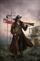 'Sheriff Korbak' by prokhoda