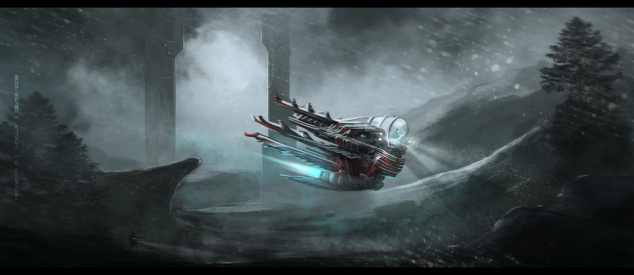 Nebula by prokhoda