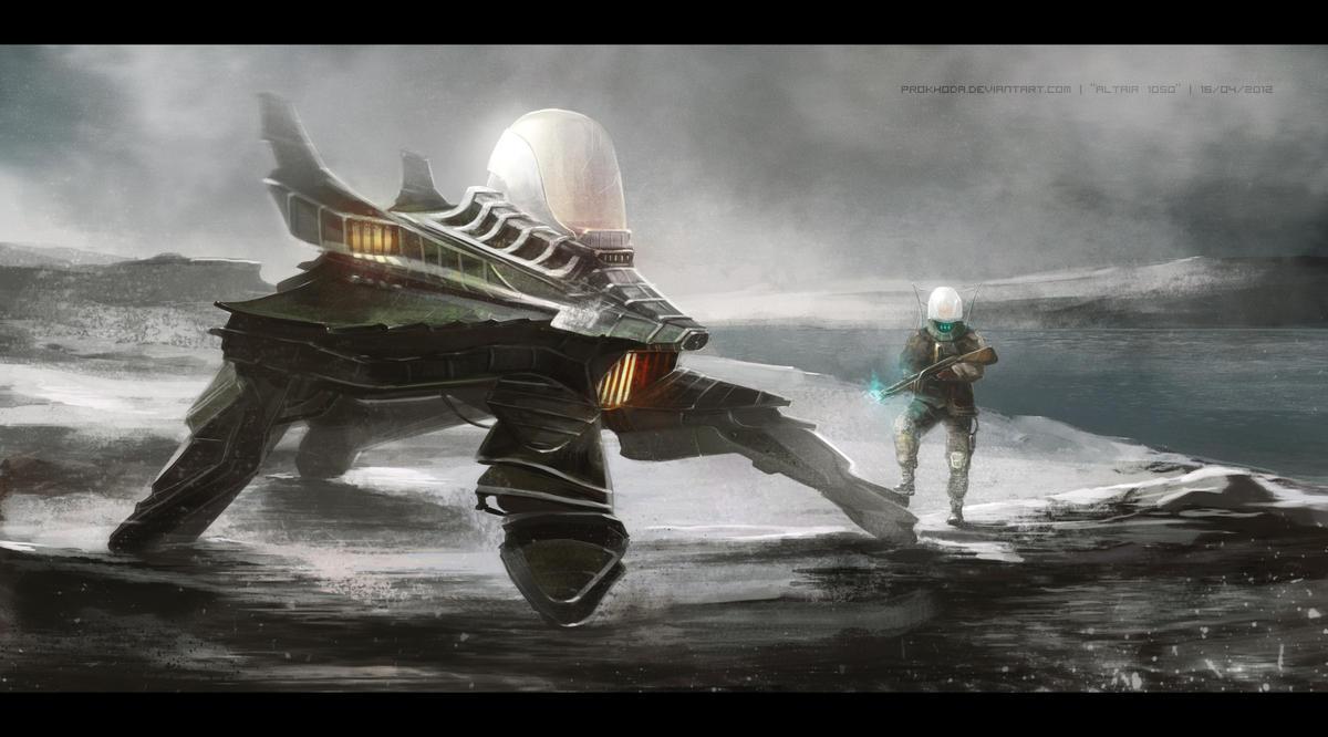 Altair 1050 by prokhoda