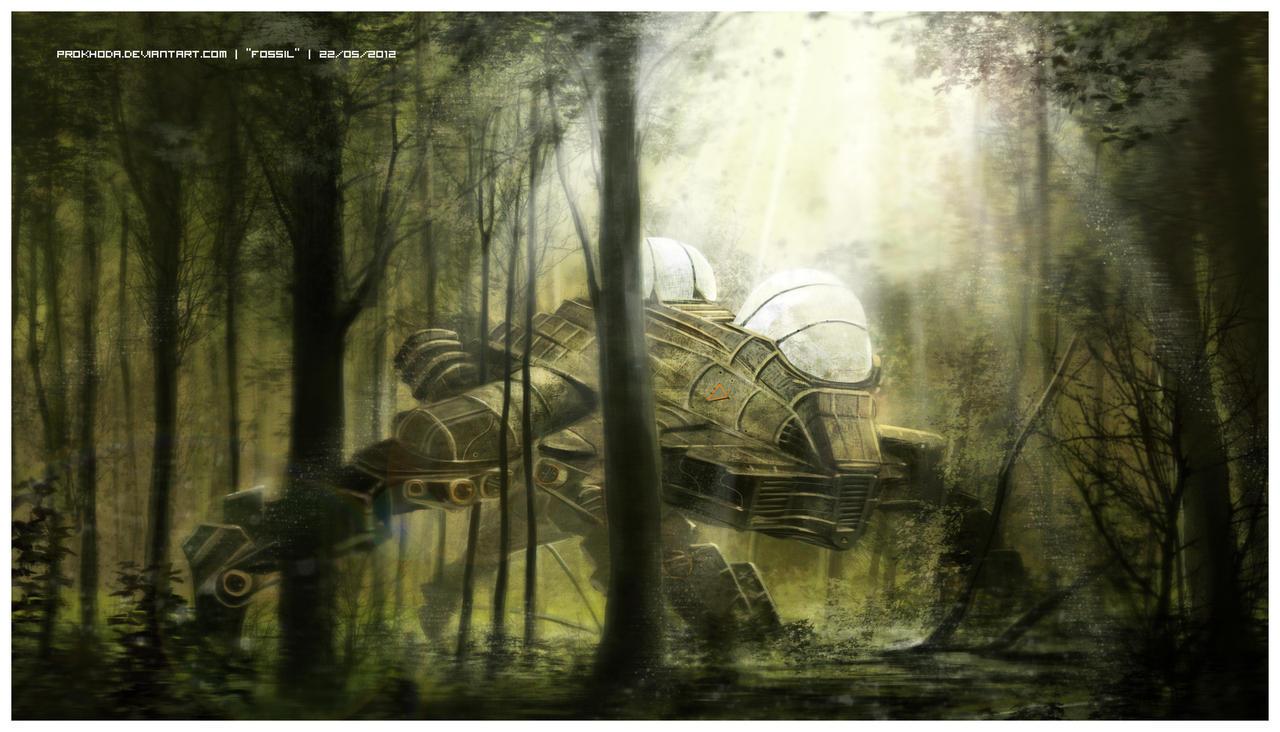 fossil by prokhoda