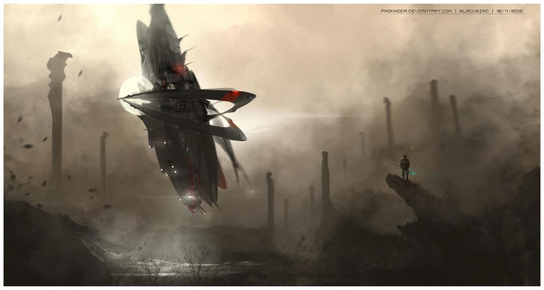 Blackbird by prokhoda