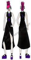 Costume Design-Minimal Color 2