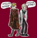 Joffrey and Malfoy