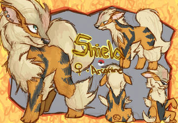 Arcanine Reference