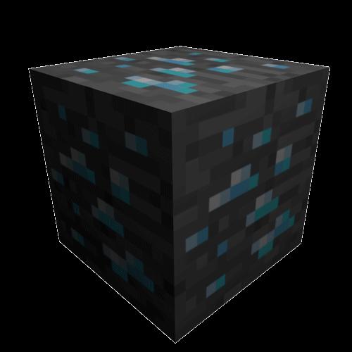 Minecraft Diamond Block By LDaxin On DeviantArt