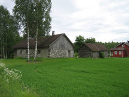Finnish countryside by Fune-Stock