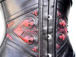 waist cincher detail