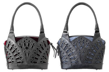 Cathedral Cage Bag by crissycatt