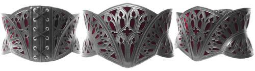 Cathedralcorsetbeltm by crissycatt