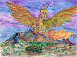 Phoenix valley by Nicolevile