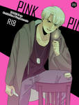 PINK Doujinshi R18 [Kittygang/AgustD] by FoxyLamento