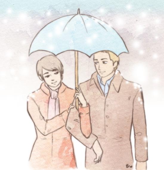 Snowing Charmings by estrella-iris