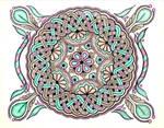 Knot Mandala by InsomniaARS