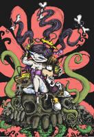Rayman Voodoo Mama by MothmanmenueverJon