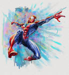 Spider-Man by Jonathan Koelsch