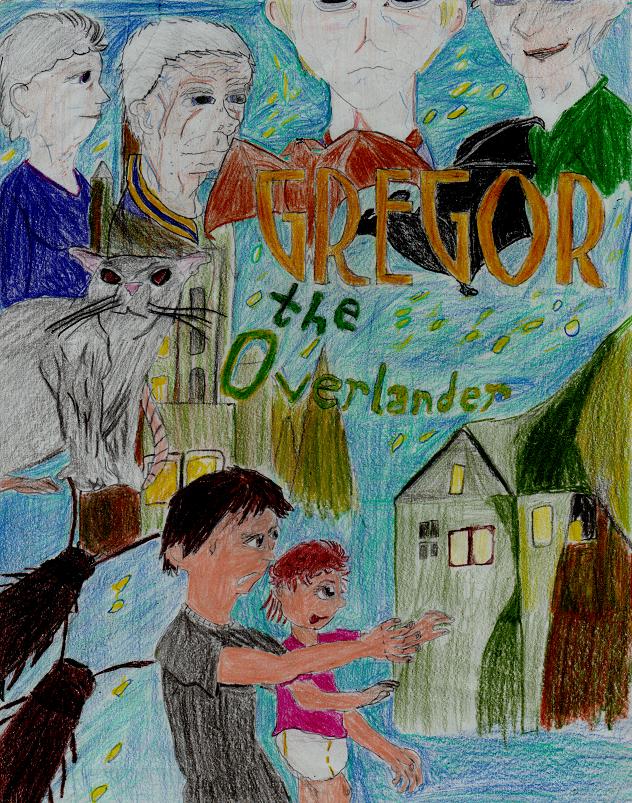 Gregor The Overlander Series