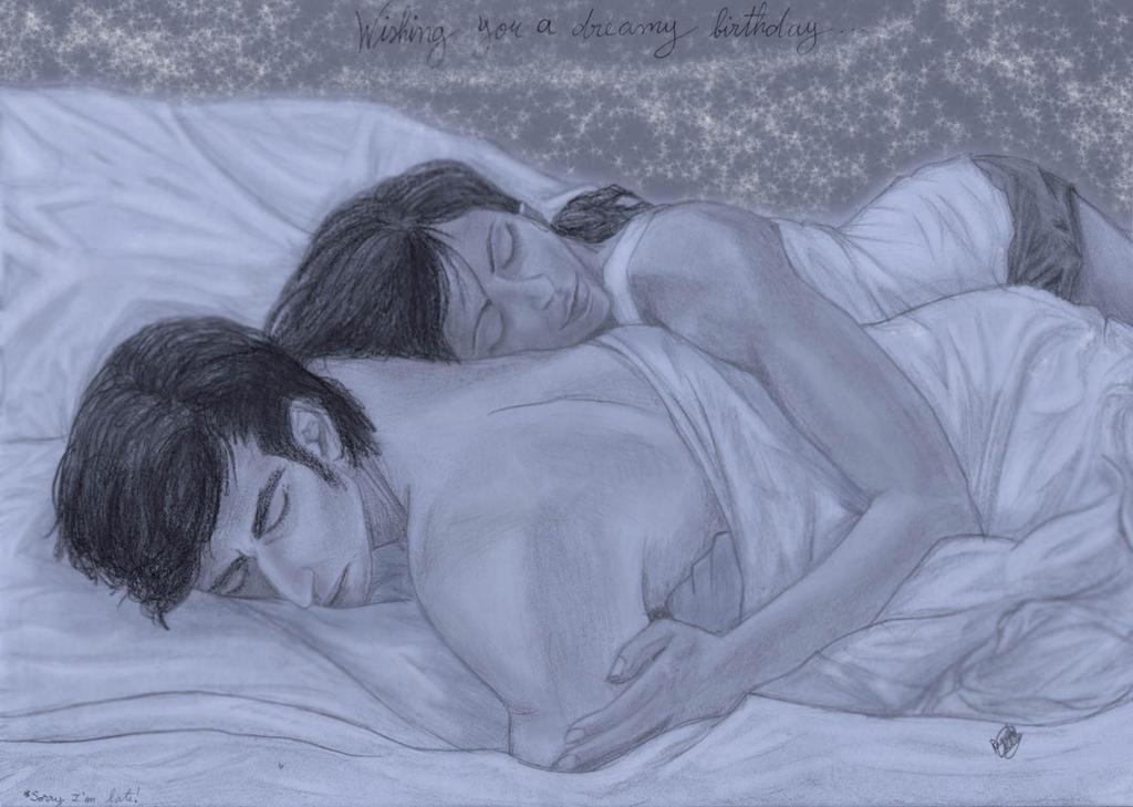 Sweet Dreams by ValkeryMillenia