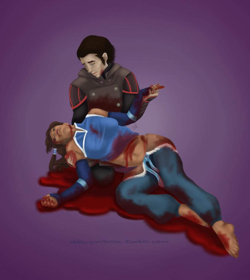 Tragedy by ValkeryMillenia