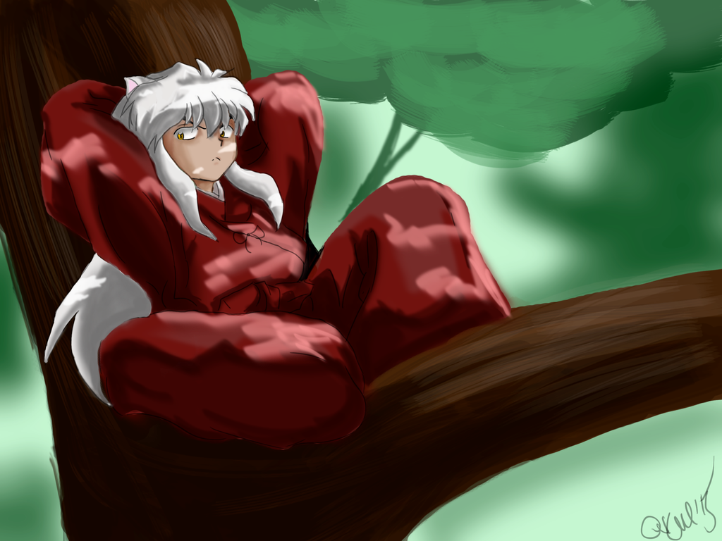 Just InuYasha Things by valdrianth