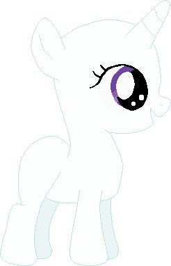 Unicorn Filly1 by Kaori-Warbird