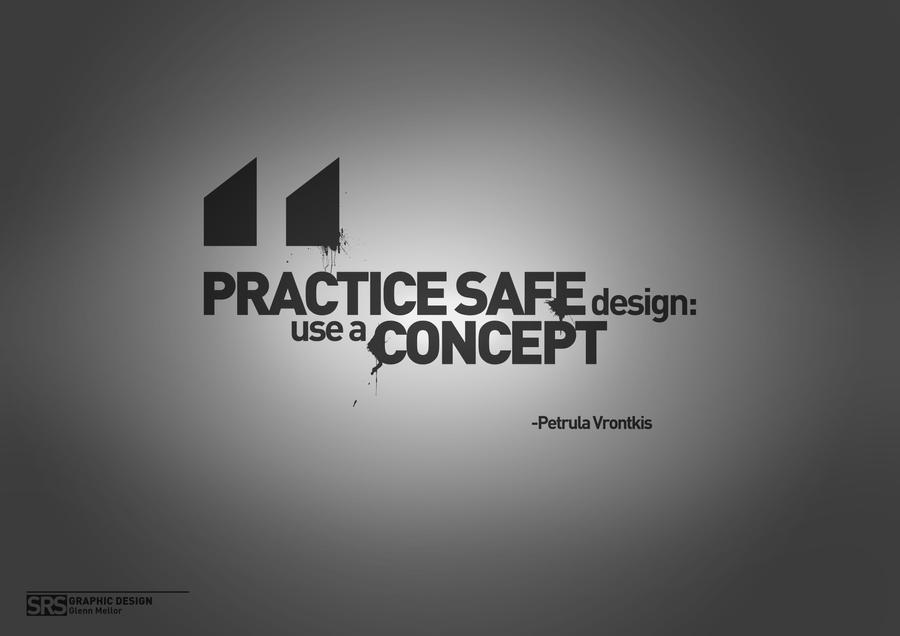 Graphic Design Quote II By Enn SRSBusiness
