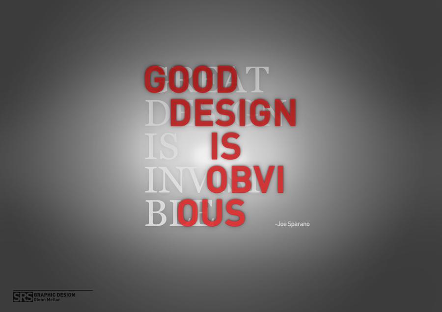 Design Quote Prepossessing Graphic Design Quote Iiiennsrsbusiness On Deviantart