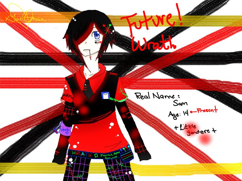 Future Wrath-Sam. by xYoriChanx