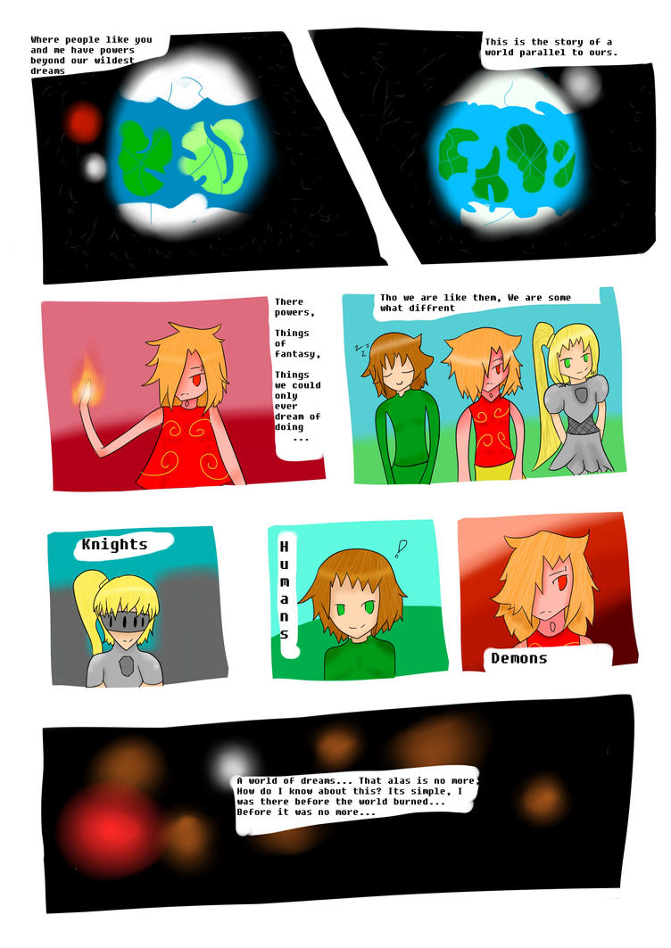 Page 1 by alalarose