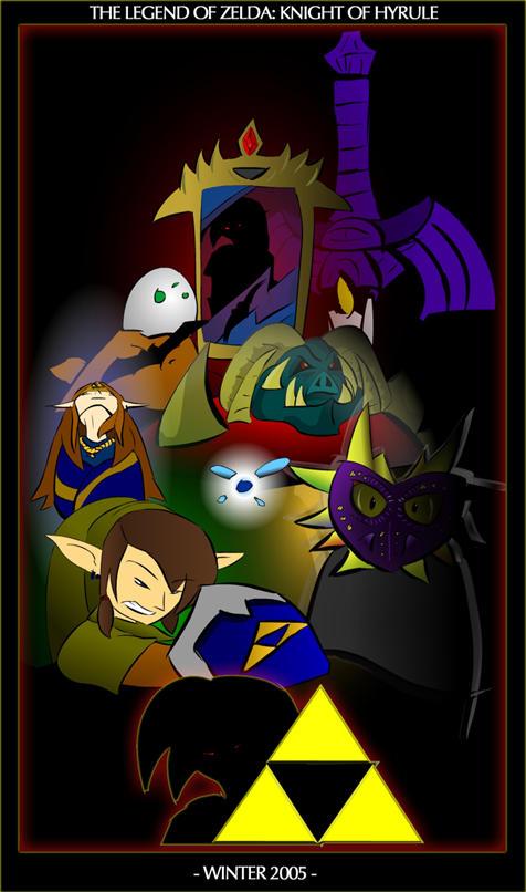 knight of hyrule 2 by dannyjclark