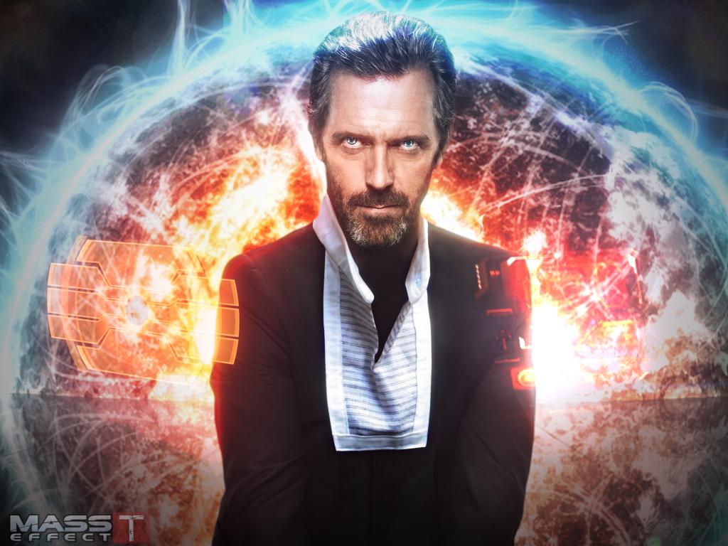 illusive man with epic - photo #10