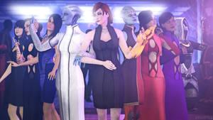 Ladies? (Mass Effect 3)
