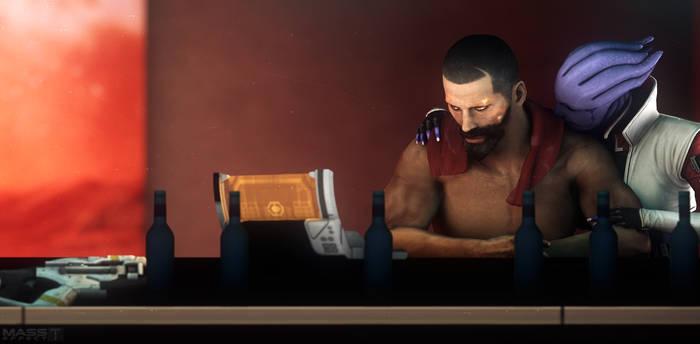 Renegade Love (Mass Effect 3)