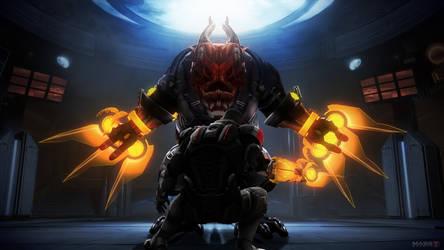 Exposing the Shadows (Mass Effect 2)