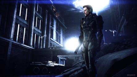 David Shepard (Mass Effect 3)