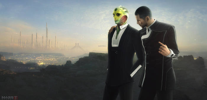 Somewhere, Sometime (Mass Effect)