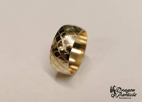 Dragon scale ring 2