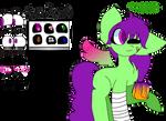 Cassie (New Style) -REF SHEET-