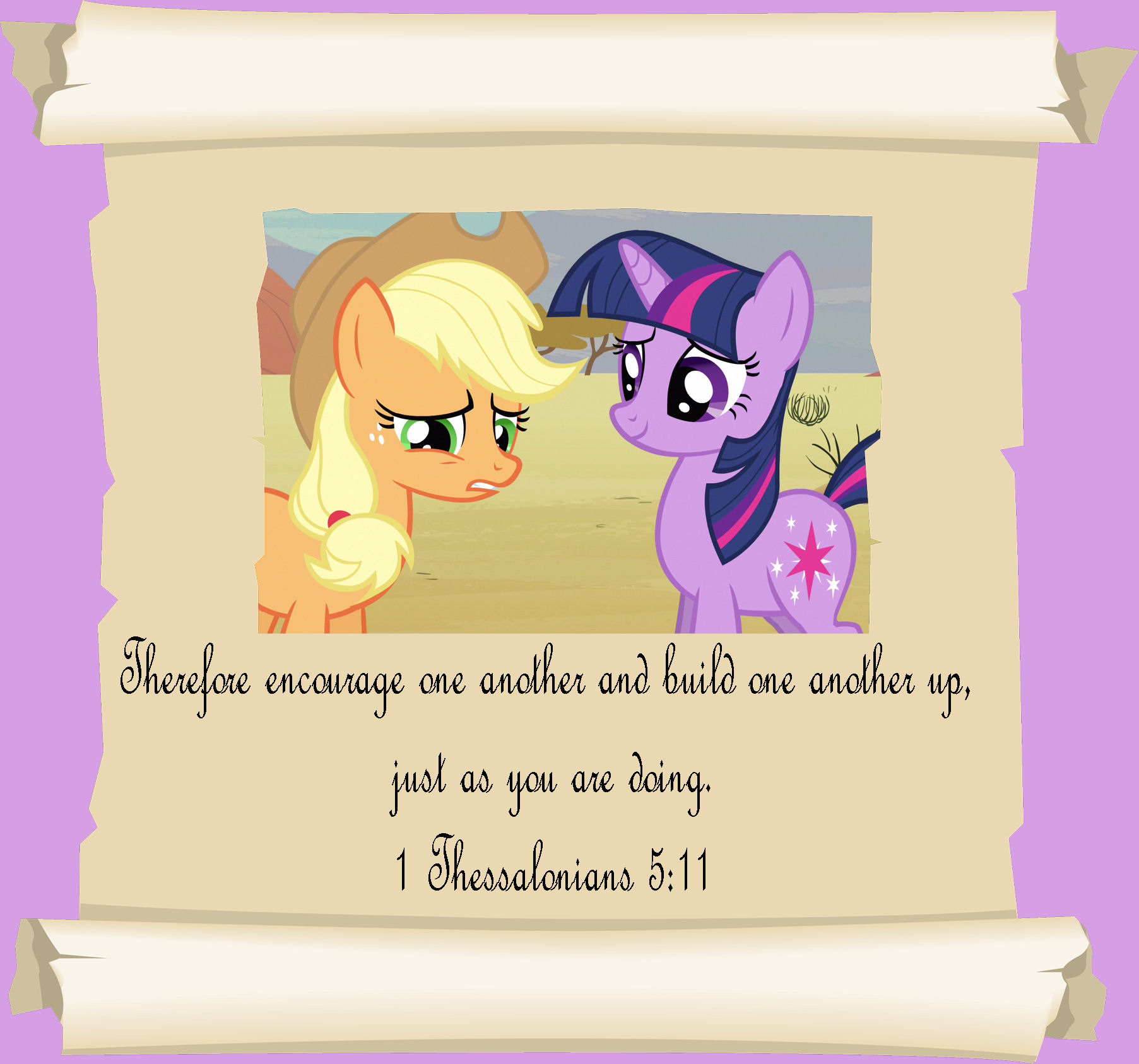 My Little Pony Birthday Quotes: MLP Christian Quotes. Twilight Sparkle By GennadyKalugina