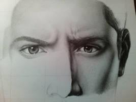 Work in progress: Jensen Ackles by Anetta035