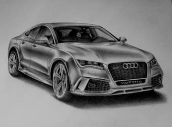 Audi RS7 by Anetta035
