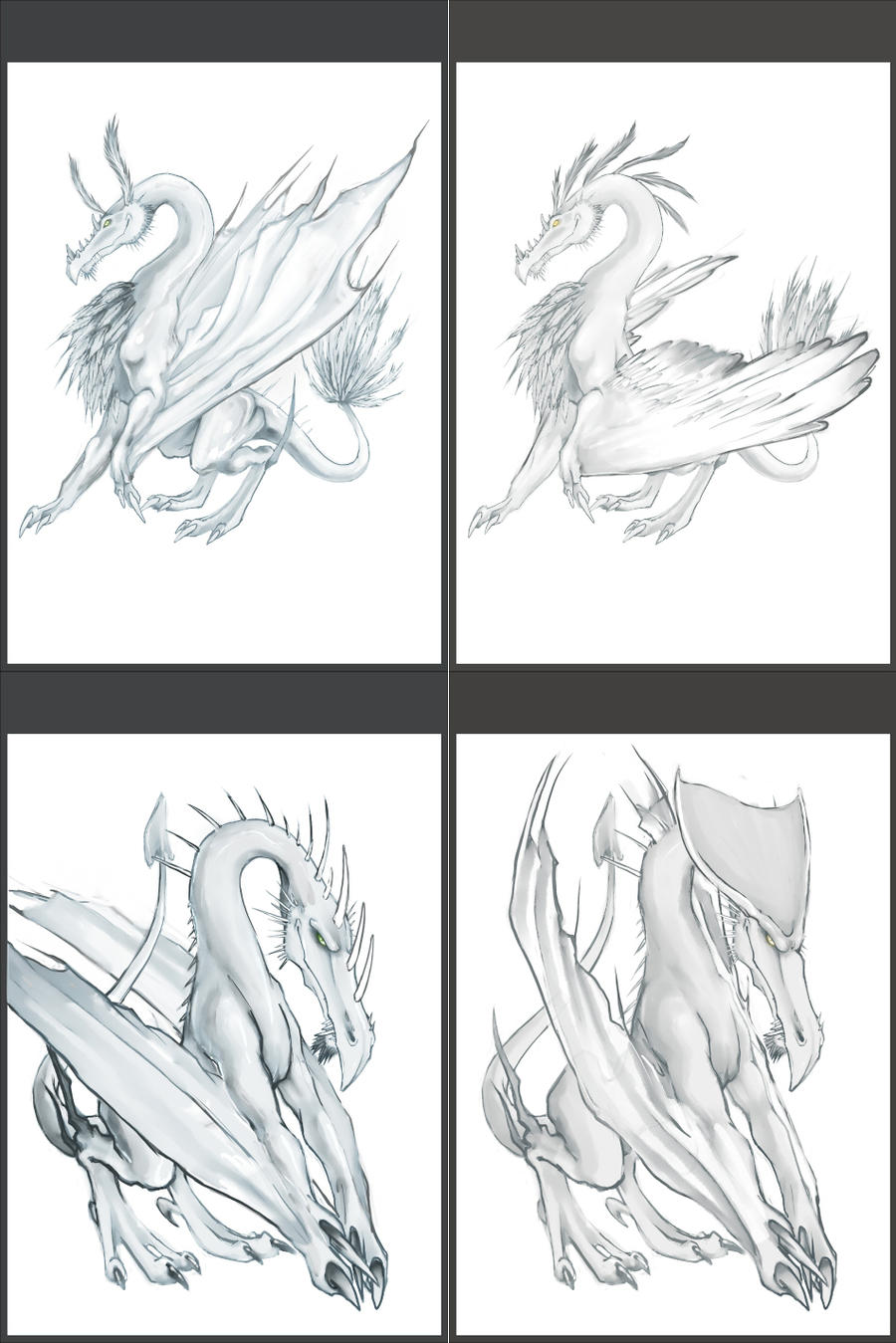 Dragon Genetics preview by uppertorso