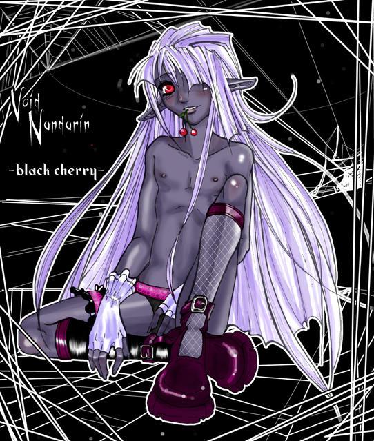 - black cherry - by uppertorso