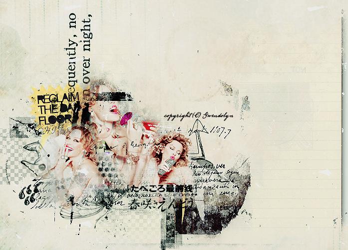 Minogue by Ellen von Unwerth by gwendo0