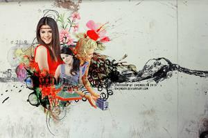 The way we love Selena Gomez by gwendo0