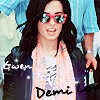 ddlovato icon by gwendo0