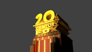 20th Century Fox 2010 Logo Models V4 WIP